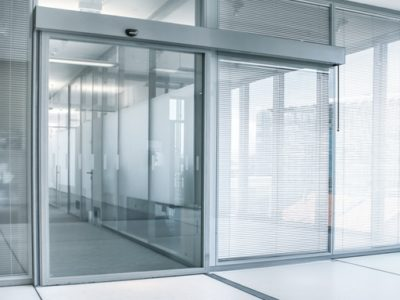 Automatic Door, Wall and Gate Solutions designed and manufactured by Gilgen Door Systems